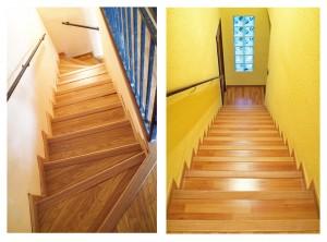 Escales amb mamperlans