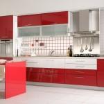 Cuina disseny programa porta vermella i blanca