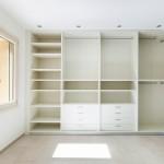 Vestidor armari melamina blanca