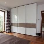 Xalet a Lleida armari de 3 portes en Polilaminat blanc brillo